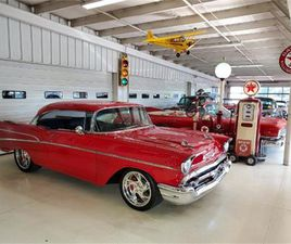 FOR SALE: 1957 CHEVROLET BEL AIR IN COLUMBUS, OHIO