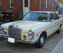 FOR SALE: 1970 MERCEDES-BENZ 300SEL IN HOLLIS HILLS, NEW YORK