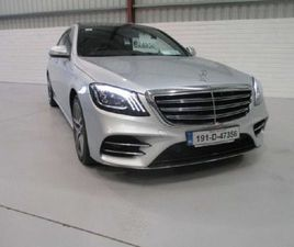 MERCEDES-BENZ S-CLASS S 350 L- AMG - FINANCE ARRA FOR SALE IN TIPPERARY FOR €74,950 ON DON
