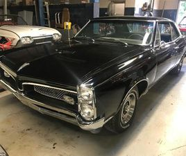 FOR SALE: 1967 PONTIAC GTO IN STRATFORD, NEW JERSEY