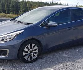 KIA CEED, 2016 FOR SALE IN CLARE FOR €11,500 ON DONEDEAL