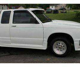 FOR SALE: 1988 CHEVROLET S10 IN CADILLAC, MICHIGAN