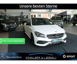 MERCEDES-BENZ CLA 200 D SHOOTING BRAKE AMG LINE*LED*PANO-DACH*