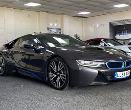 I8 + BIG SPECIFICATION + IMMACULATE + LOW MILES +