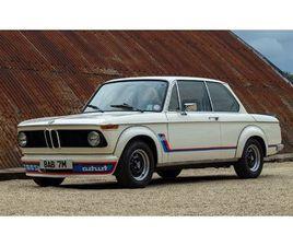 1974 BMW 2002 - TURBO