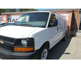 2012 CHEVROLET EXPRESS CARGO VAN SAFETY/CERTIFIED | CARS & TRUCKS | ST. CATHARINES | KIJIJ