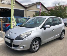 RENAULT SCENIC LLL 1.5 DCI 110CV ECO2 2011 122466KMS