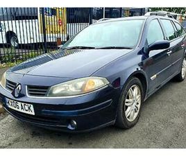 RENAULT LAGUNA INITIALE TURBO 16V PX SWAP MOTORCYCLE ANYTHING CONSIDERED
