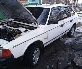 МОСКВИЧ 2141 1.6 MT (76 Л.С.) 1990