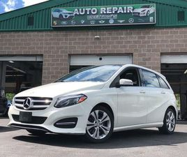 USED 2016 MERCEDES-BENZ B-CLASS B 250 SPORTS TOURER 4MATIC ALL OPTIONS