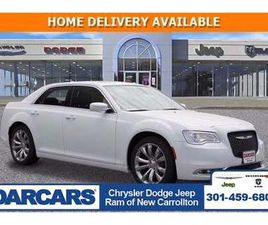 BRAND NEW WHITE COLOR 2020 CHRYSLER 300 TOURING FOR SALE IN NEW CARROLLTON, MD 20784. VIN