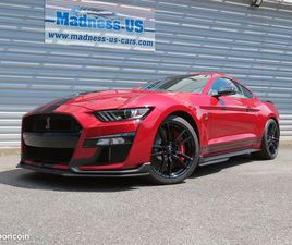 FORD MUSTANG SHELBY GT500 2020 - 760 CHEVAUX