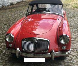 MG MGA 1500 OF 1957