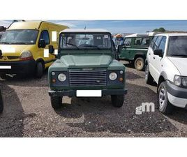 LAND-ROVER DEFENDER 90 2.5TDI HARD TOP