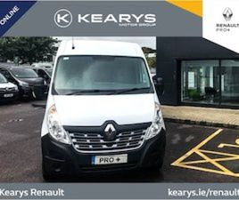 RENAULT MASTER LM35 DCI 130 BUS PLUS VAT FOR SALE IN CORK FOR €18292 ON DONEDEAL