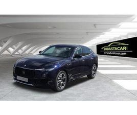 MASERATI LEVANTE 3.0 V6 DIESEL GRANSPORT AWD 202 KW (275 CV)