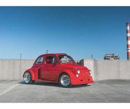 1971 FIAT 500 TYPE-R ABARTH TRIBUTE