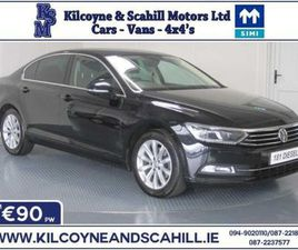 2018 VOLKSWAGEN PASSAT 2.0 TDI SE *FROM €90 PW* FOR SALE IN MAYO FOR €21,950 ON DONEDEAL