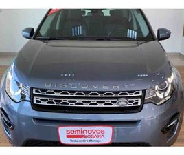 LAND ROVER DISCOVERY SPORT 2.0 SD4 HSE 4WD