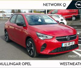 OPEL CORSA -E EV SC 50KW AUTO - CALL IN OR BUY F FOR SALE IN WESTMEATH FOR €24,740 ON DONE