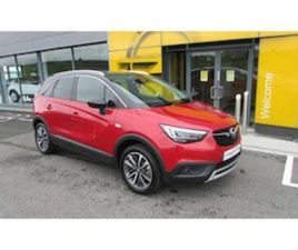 OPEL CROSSLAND X SE 1.5 D-TURBO 120PS FOR SALE IN DONEGAL FOR €29900 ON DONEDEAL