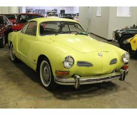 1974 VOLKSWAGEN KARMANN GHIA FOR SALE
