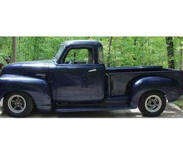 1950 CHEVROLET 3100 5-WINDOW SHORT BED