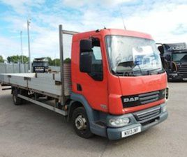 DAF 45/160 2013 8METER DROPSIDE ALLY BODY FOR SALE IN DOWN FOR € ON DONEDEAL