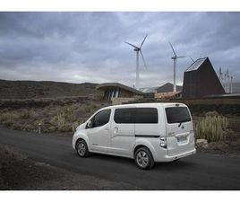 NISSAN E-NV200 80KW ACENTA 40KWH 5DR AUTO [5 SEAT] ELECTRIC ESTATE