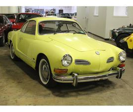 FOR SALE: 1974 VOLKSWAGEN KARMANN GHIA IN CLEVELAND, OHIO