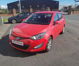 HYUNDAI I20, WITH BLUETOOTH FOR SALE IN LOUTH FOR €6,000 ON DONEDEAL