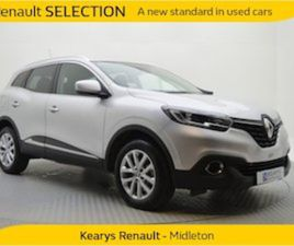 RENAULT KADJAR DYNAMIQUE NAV ENERGY FOR SALE IN CORK FOR €20900 ON DONEDEAL