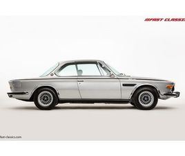 BMW 3.0 CSL // UK RHD // NUT AND BOLT RESTO JUST COMPLETED