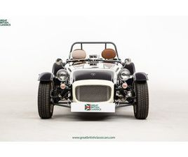 CATERHAM 7 SUPERSPRINT // 60TH ANNIVERSARY EDITION // £7K FULL PPF // NO.8 OF 60 // 1K MIL