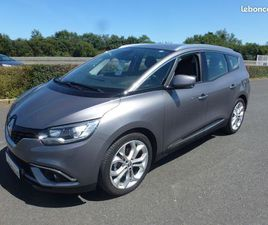 RENAULT GRAND SCÉNIC TCE 140 ENERGY BUSINESS