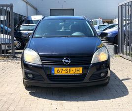 OPEL ASTRA ASTRA STATION WAGON; H Z19DTJ