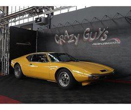 DE TOMASO PANTERA V8 DE 1972 À VENDRE