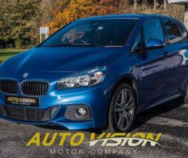 2017 BMW 225XE M SPORT HYBRID AUTOMATIC // FINANCE FOR SALE IN DUBLIN FOR €15995 ON DONEDE