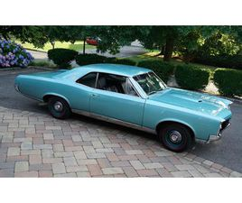 FOR SALE: 1967 PONTIAC GTO IN OLD BETHPAGE, NEW YORK