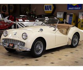 FOR SALE: 1961 TRIUMPH TR3 IN VENICE, FLORIDA