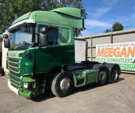 SCANIA R420 R420 MIDLIFT AND STEER.PARTS SPARES . FOR SALE IN LOUTH FOR €123456 ON DONEDEA