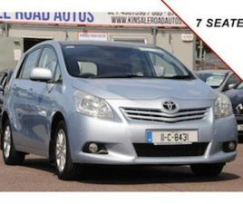 TOYOTA VERSO 2.0 D-4D 125BHP LUNA FOR SALE IN CORK FOR €7950 ON DONEDEAL