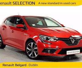 RENAULT MEGANE ICONIC FOR SALE IN DUBLIN FOR €17,900 ON DONEDEAL