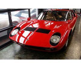 1968 LAMBORGHINI MIURA - P400