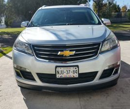 CHEVROLET TRAVERSE 3.6 LT2 V6 PIEL QC ABS 7 /PAS B MT