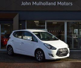 HYUNDAI IX20 1.6 CRDI DIESEL SE (VALUE APPROVED D FOR SALE IN ANTRIM FOR £8985 ON DONEDEAL