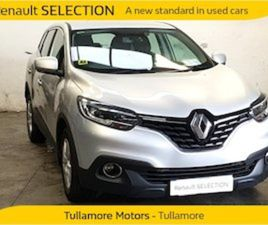 RENAULT KADJAR EXPRESSION ENERGY DCI FOR SALE IN OFFALY FOR €15450 ON DONEDEAL