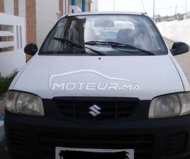 SUZUKI ALTO 2008 ESSENCE 321833 OCCASION À CASABLANCA MAROC