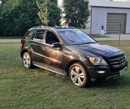 2011 MERCEDES ML350 BLUETEC DIESEL | CARS & TRUCKS | STRATFORD | KIJIJI