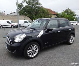 MINI COUNTRYMAN MINI R60 DIESEL 112 CH ALL4 COOPER